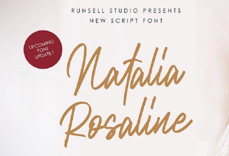 Natalia-Rosaline-Font-Duo