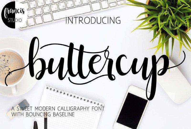 buttercup-script-font-1
