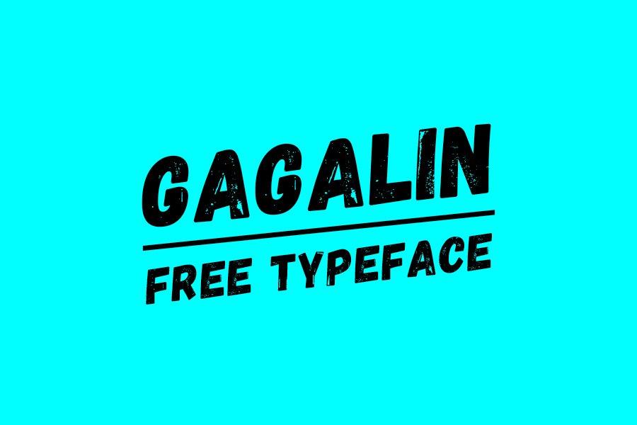 gagalin-free-font