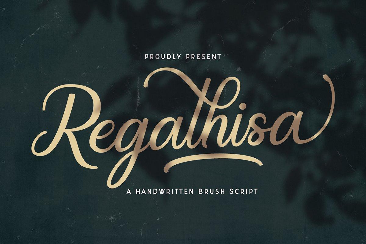 Regalhisa Calligraphy01