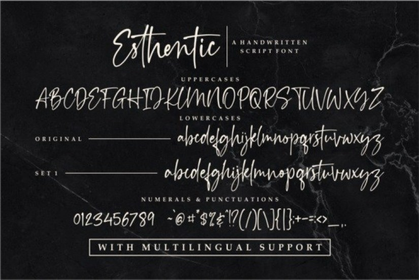 Esthentic