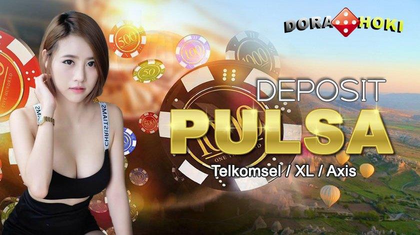 DEPOSIT PULSA TOGEL