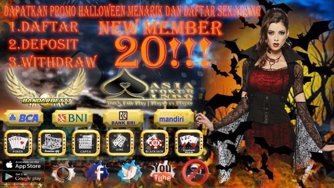 Permainan Kartu Domino QQ Online Terbesar Di Indonesia 2017