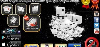 Tips Untuk Pertama Kali Bermain Judi Domino Qiu Qiu Online