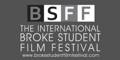 Festival Sponsor - Broke Student Film Festival