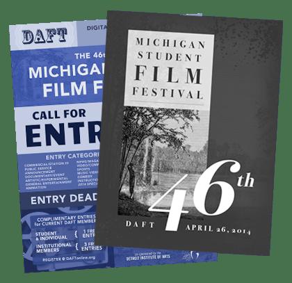 Festival Program Cover Design Demo 002