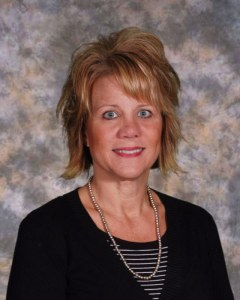 Julie VanderLaan Teacher of the Year 2014