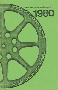 FF 1980 Festival Program Cover