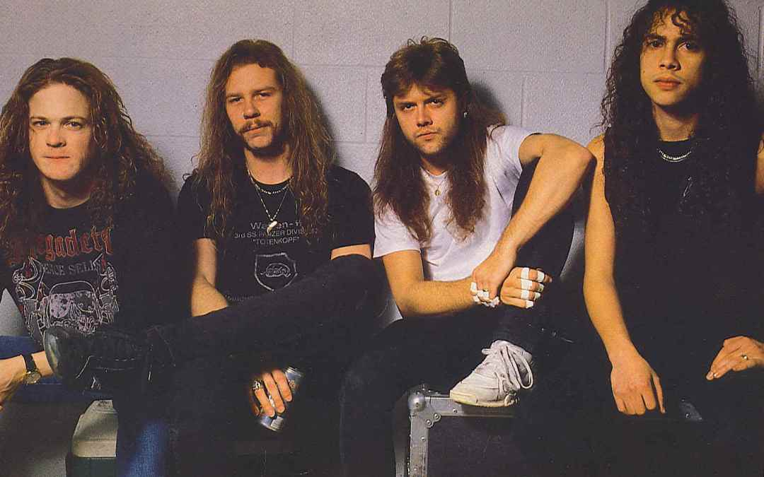 GE & Jay Discuss Metallica's Legacy