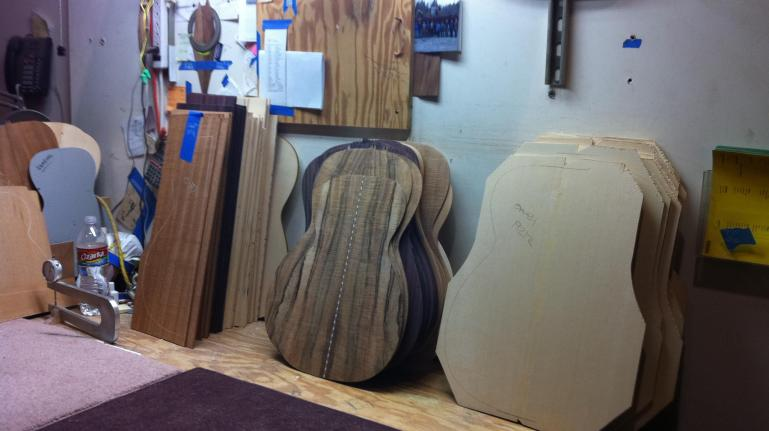 Electric Guitar Body Wood - Does it Matter?