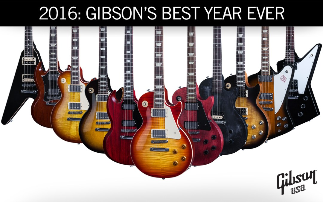 2016 Gibson Line – High Performance vs… Low Performance?
