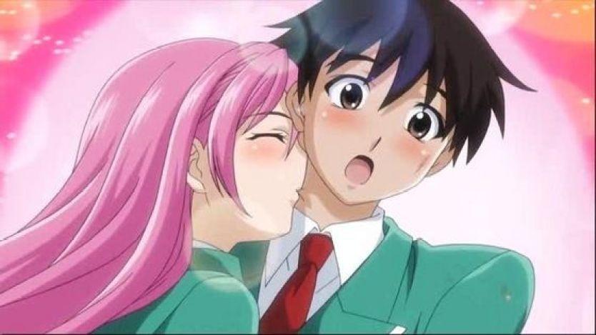 15 Rekomendasi Anime Harem Terbaik, Saat Impian Para Jomblo Terkabul Rosario To Vampire