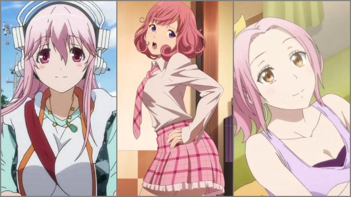 Karakter Anime Berambut Putih Belajar