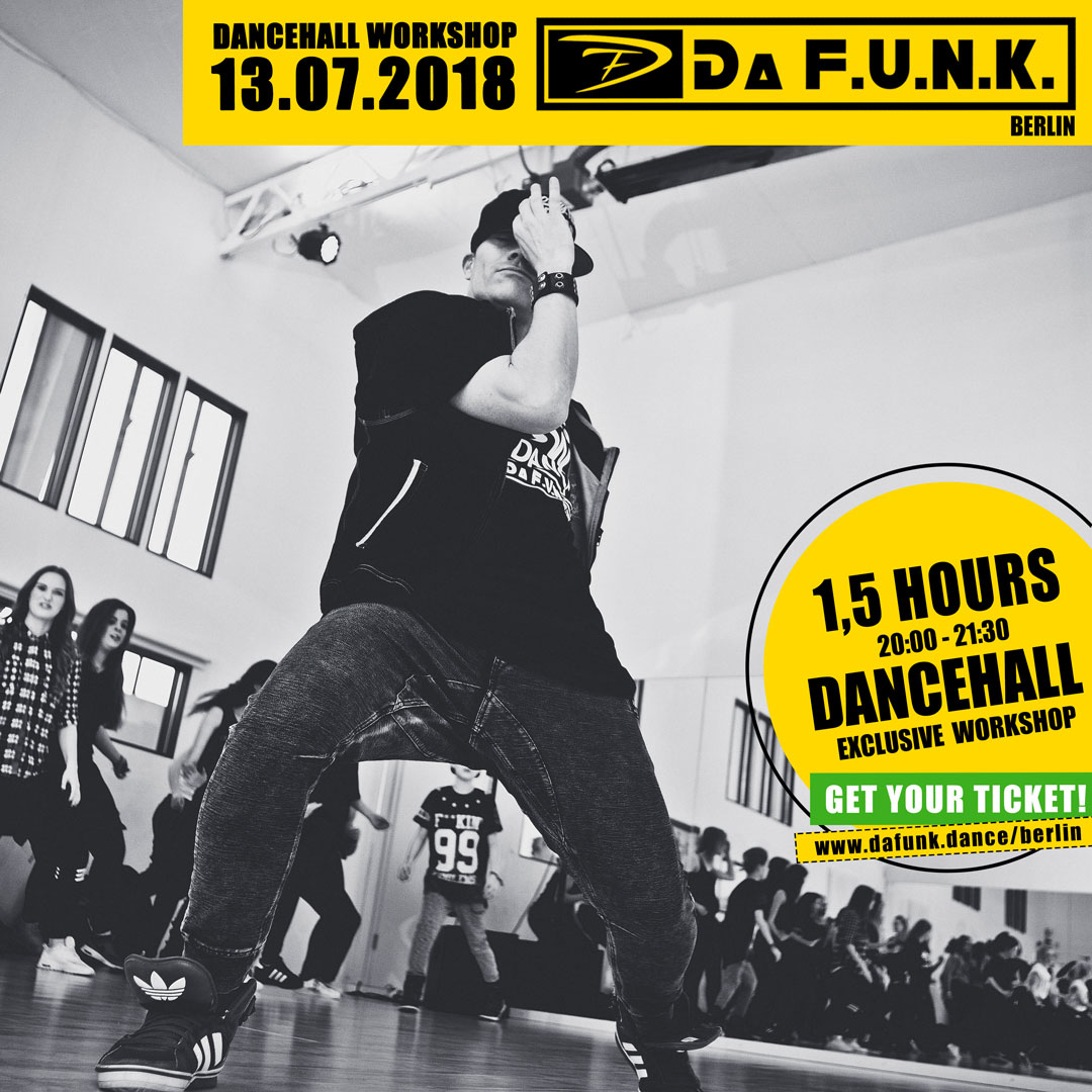 Dancehall-Workshop