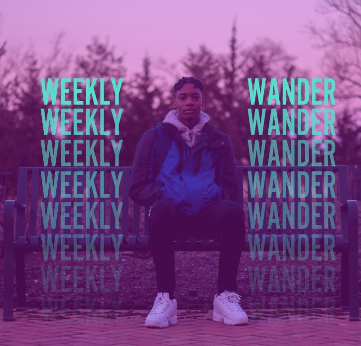 Weekly Wander Logo