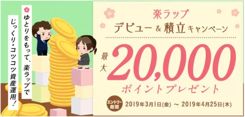 rakuwrap_knowhow - 【2019年3月更新】楽ラップのキャンペーンでお得にはじめる!