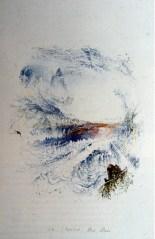 John Ruskin_The Glacier des Bois