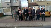 Canvassing in River Ward
