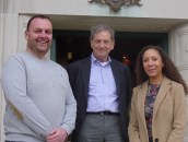 Whalebone: Cllr Liam Smith, Cllr John White, Cllr Melanie Bartlett