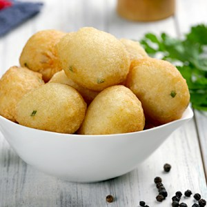 Frittelle Con Baccala'