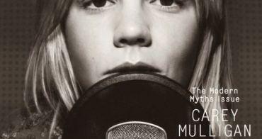 凱莉墨里根 2014年1月份《Dazed & Confused》雜誌封面