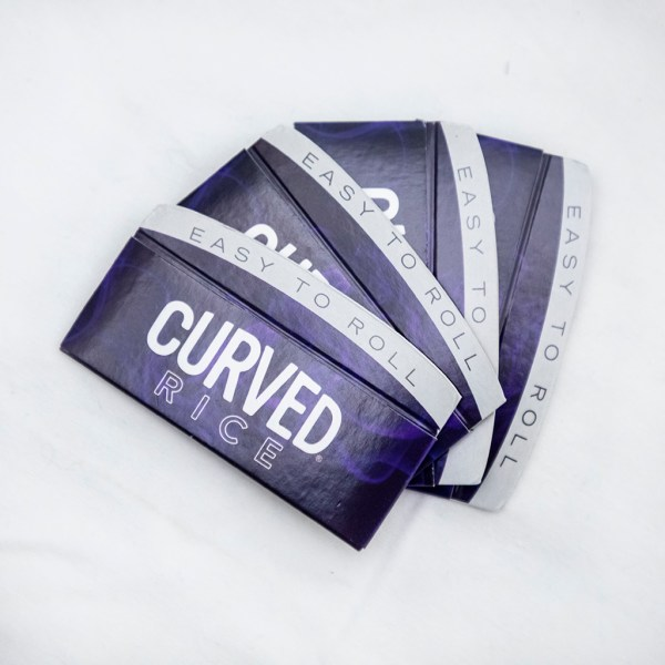 Curved Rice Rolling Paper