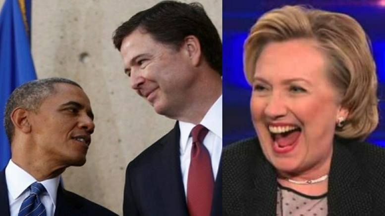 FISA Memo release.POTUS and Comey fire off tweets. Feature photo: Google Search and Dagger News.