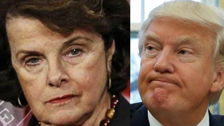 Feature photo credit to The Hill, Conservative Treehouse, Dagger News. President Trump names reason for Feinstein's unilateral release of closed door Fusion GPS testimony - a first!