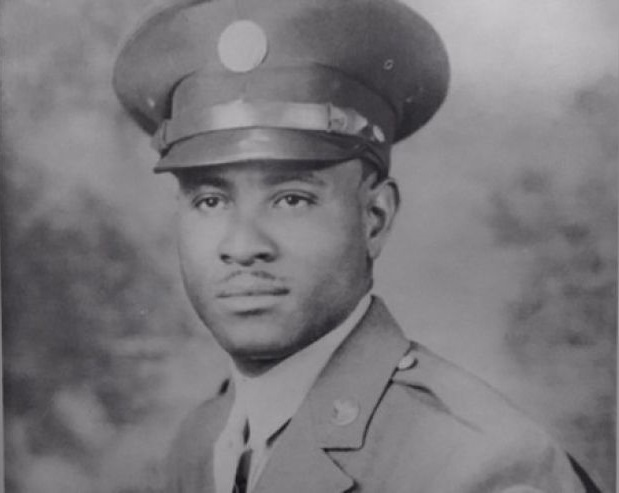 Richard Arvin Overton, during military service in the 1940s. Photo credit to Wikipedia by U.S. Army/Fox News