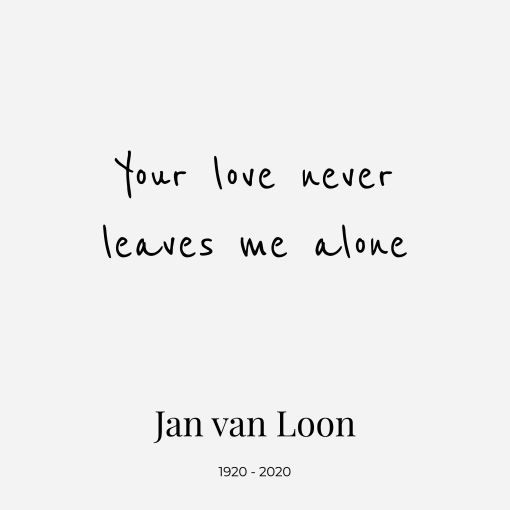 tekst-your-love-never-leaves-me-alone