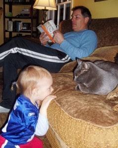 lan-and-cat-jan-20091