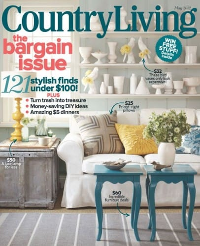 10 Country Decorating Ideas From Country Living Magazine Home Decorators Catalog Best Ideas of Home Decor and Design [homedecoratorscatalog.us]
