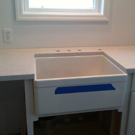 My Dream Home: White-and-Gray Kitchen Countertop Ideas Dagmars Home