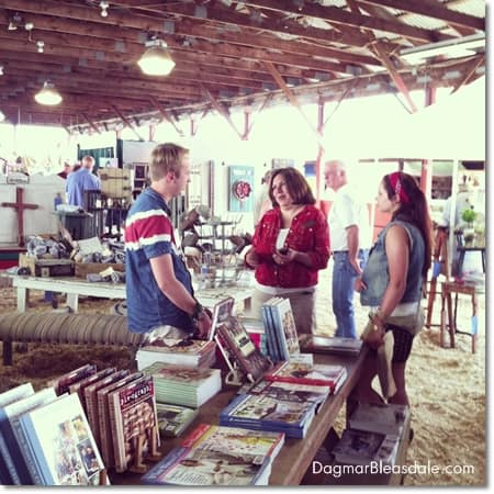 Ben Ashby, FOLK magazine, Country Living Fair, Rhinebeck