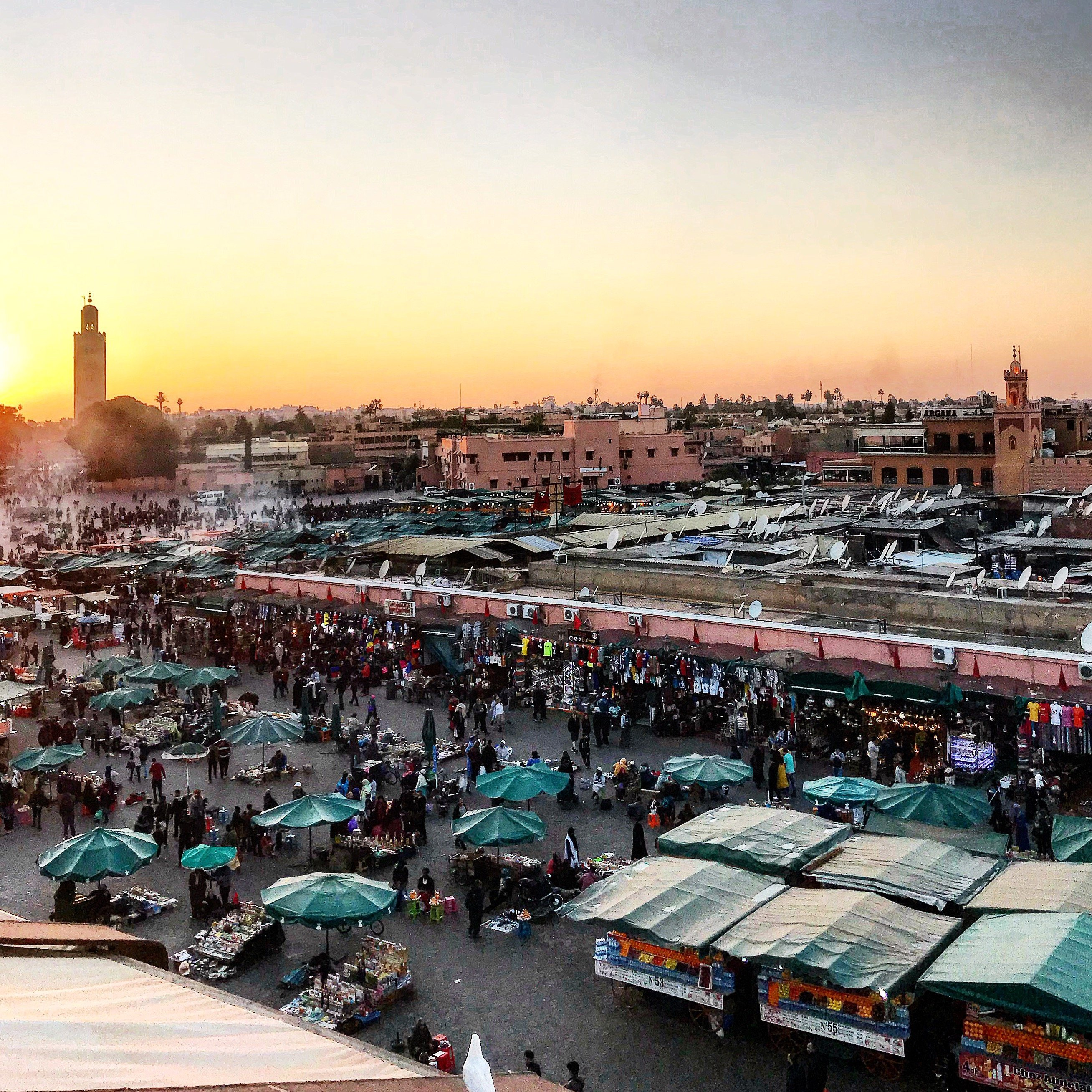 Marrakech: the most exotic African city close to Europe | Dagniee