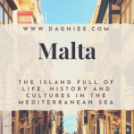 Malta: the island full of life, history and cultures in the Mediterranean Sea.
