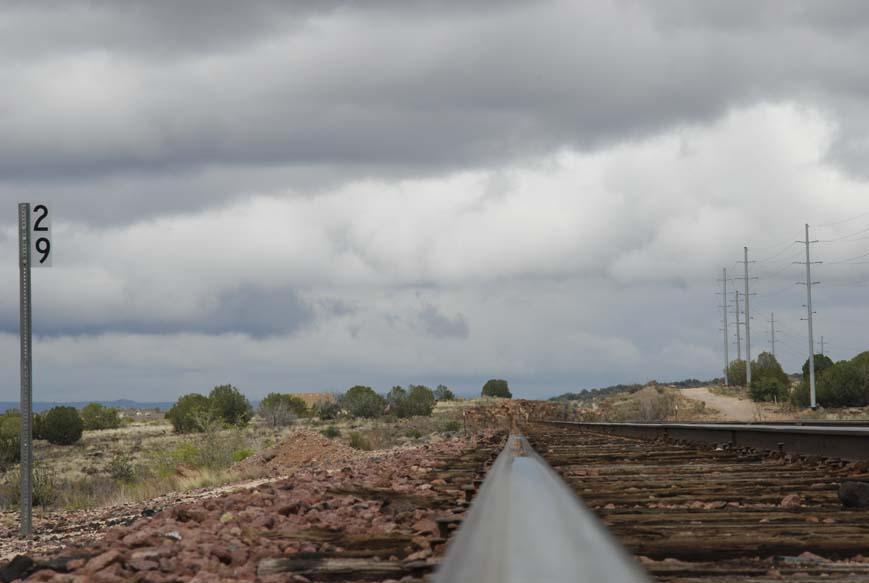 storm at Paulden, AZ