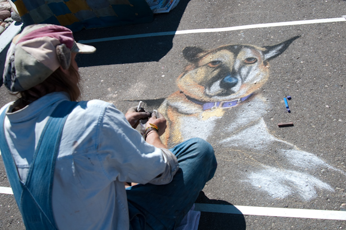 Chalk Drawing 3