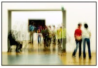 Gallery of light - Paris © Stephen D'Agostino