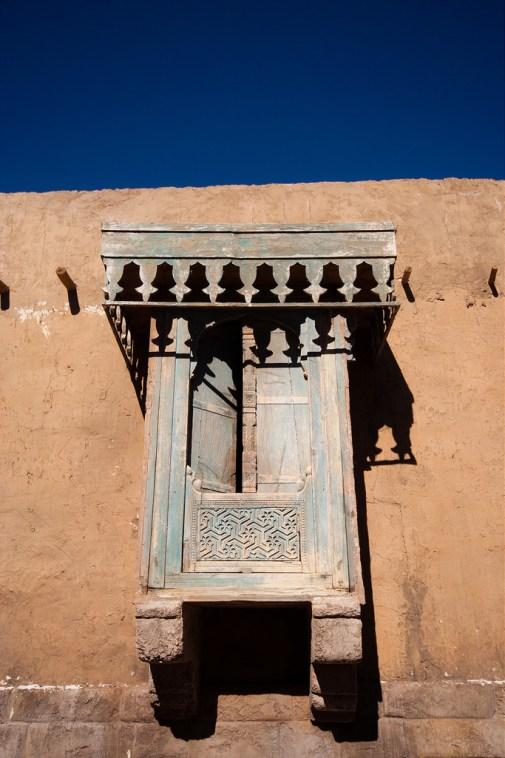 Décor de studios à Ouarzazate.