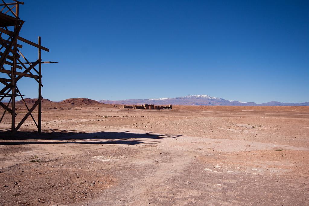 Atlas, les studios de Ouarzazate.