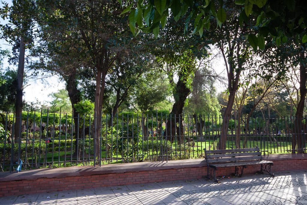 Parc à Marrakech