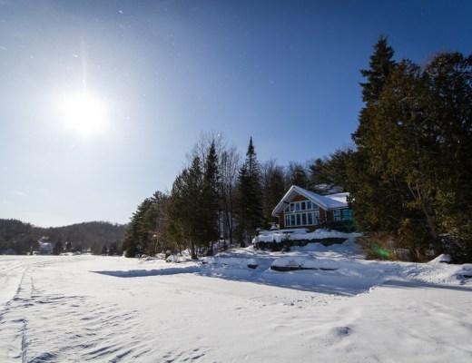 chalet hiver 2015