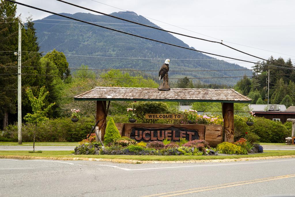 Bienvenue à Ucluelet !