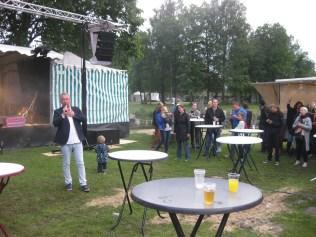 Vijverconcert met Arno Kolenbrander