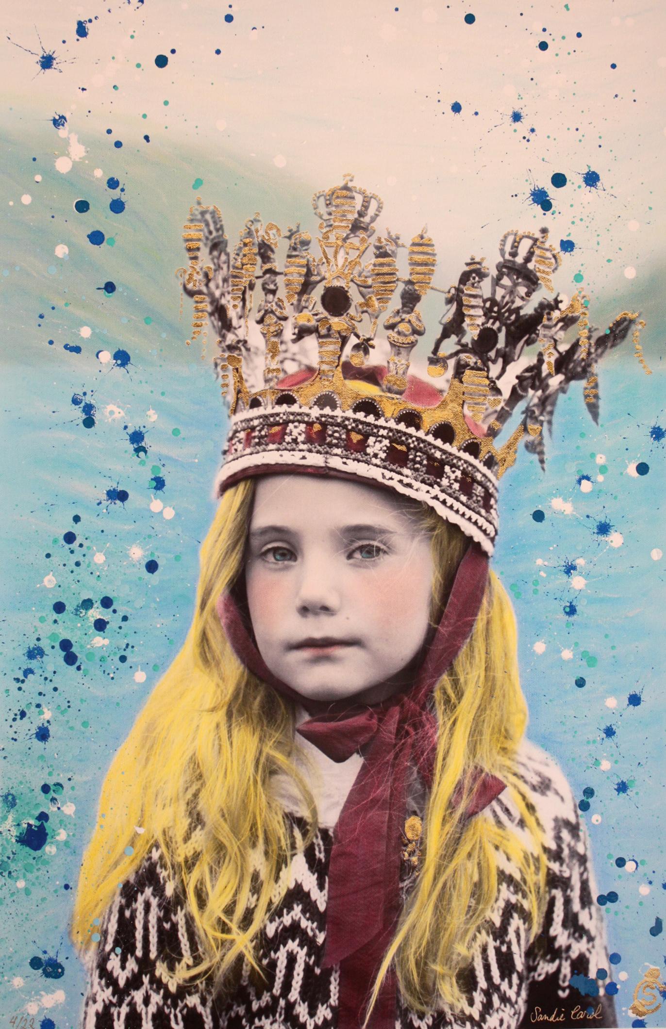 Sandie Carol –  Fjord Prinsess (blue HF)