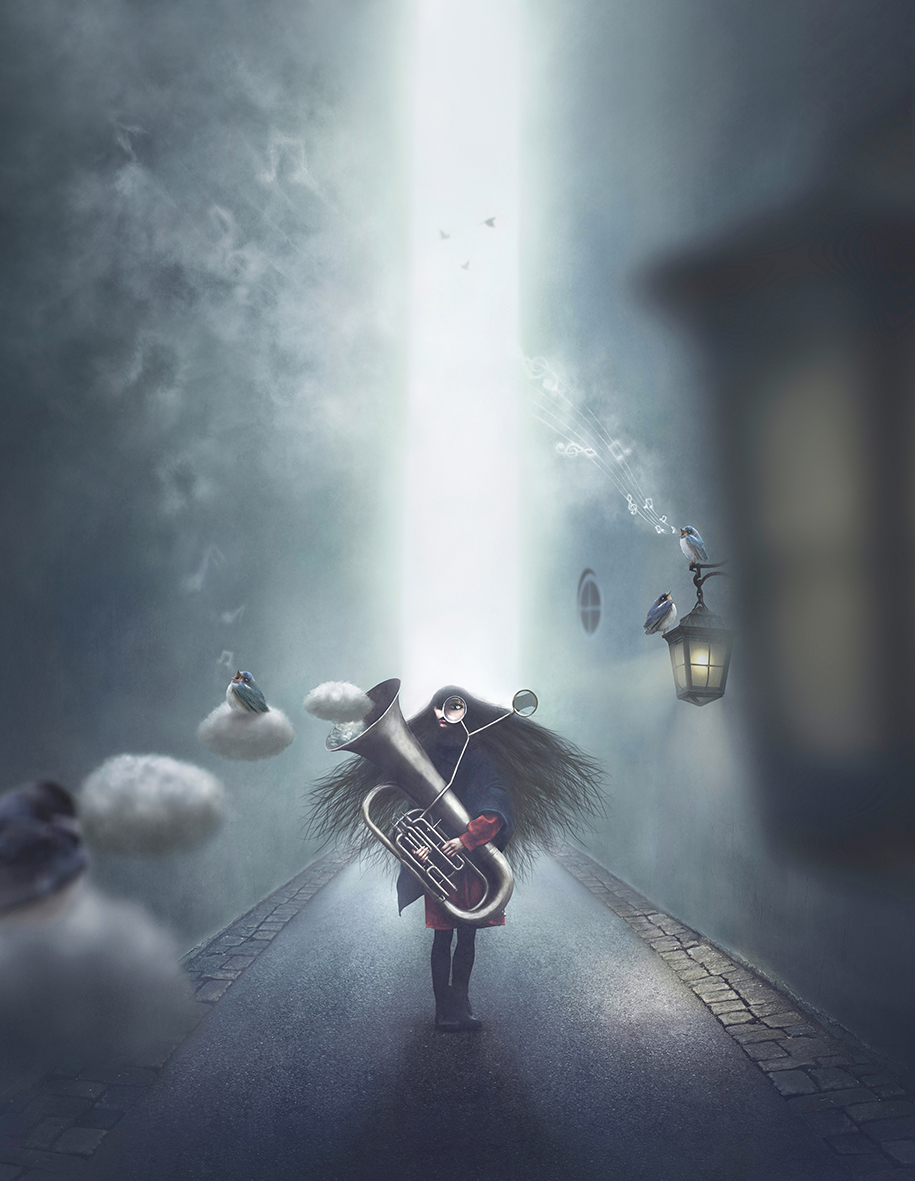 Maiken Osaland – An unfamiliar melody
