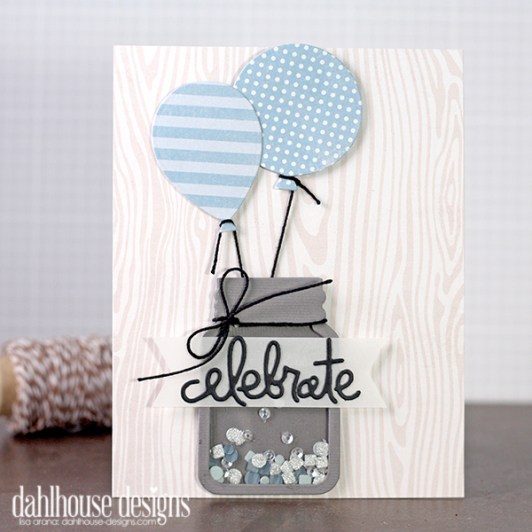 dahlhouse designs | celebrate balloons 3.8.2015