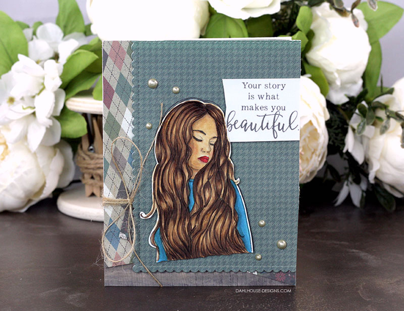 Sharing a video with how I color skin & hair using Copic Markers. I am not an expert, but this is how I get things done. The images are from the Patience with Yourself Unity Stamp Company stamp set. More inspiration on dahlhouse-designs.com.   #cardmaking #cardmaker #cards #stamping #dahlhousedesigns #unitystampco #handmadecards #diecutting #diy #carddesign #cardcraft #copics #copicmarkers #coloring #cardsofinstagram