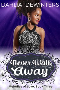 Book Cover: Never Walk Away